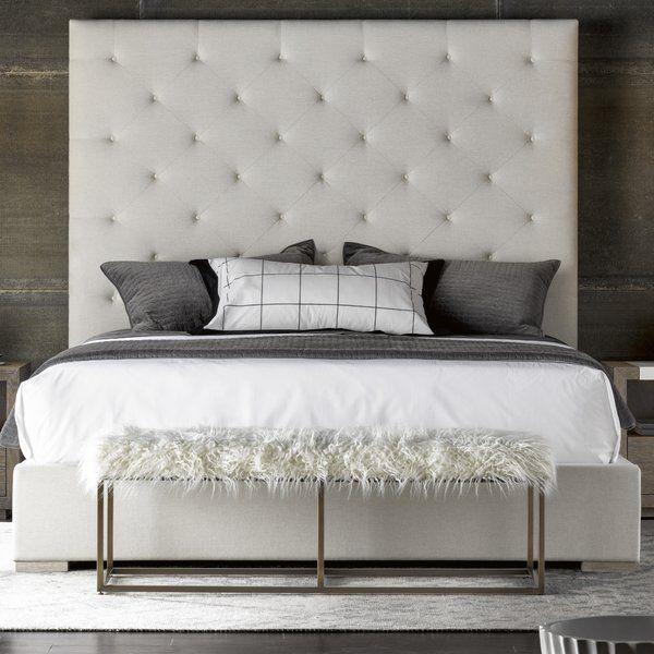 Flickinger Upholstered Standard Bed Furniture Universal