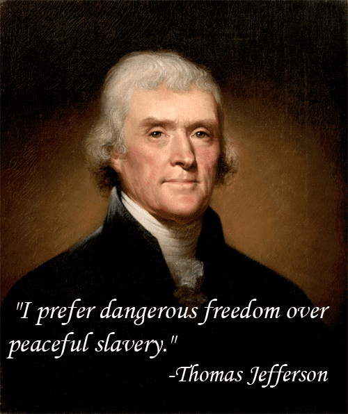 Image result for quotes about guns and freedom