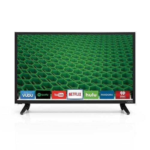 """VIZIO D‑Series D24‑D1 24"""" 1080p LED Smart TV New Open Box"""