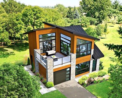 Plan De Casa Moderna Pdf De Plan 1462 Sf Nuevo Hogar Diseño