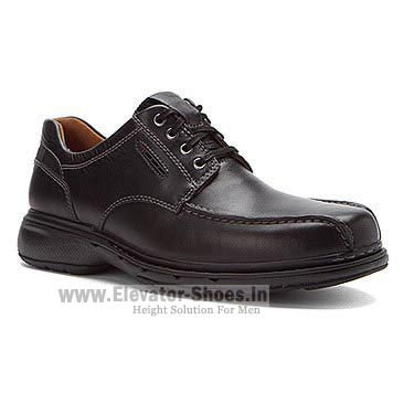 Men/'s Formal Shoes Business Oxfords Brogues Lace Up Elevator Shoes Faux Leather