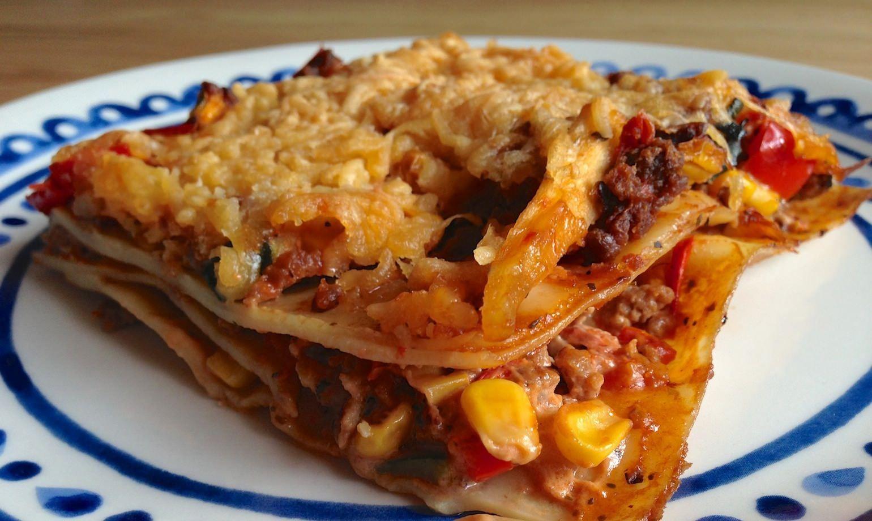 Ook lekker! Lente lasagne