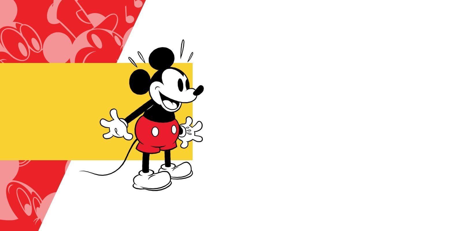 Mickey 90 | Celebrate 90 years of the 'True Original' Mickey