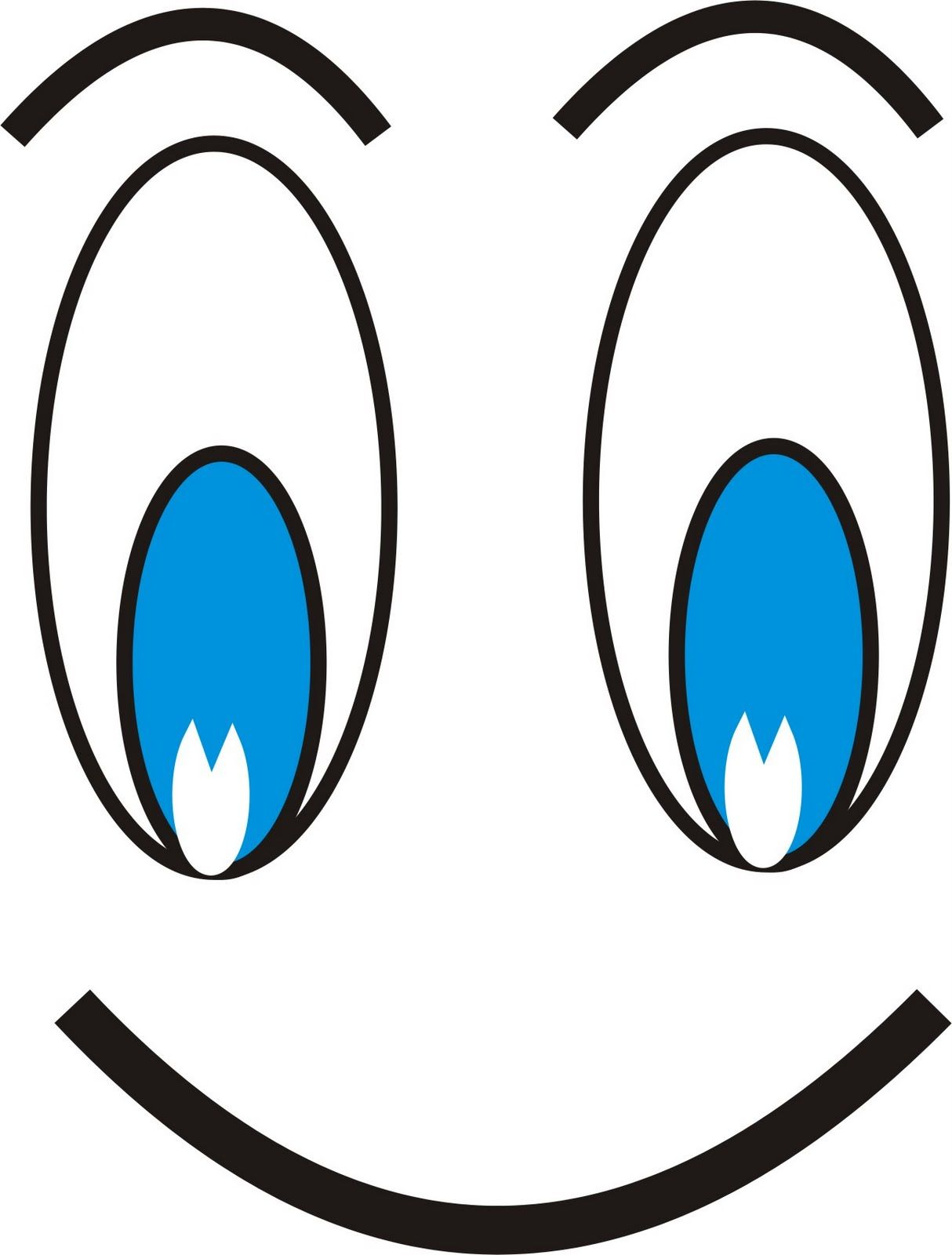 ojos caricatura - Buscar con Google | CARITAS Y OTROS ...