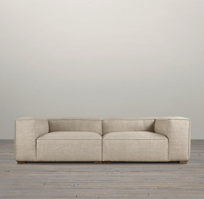Smallspace Decor: Image Result For How The Rh Cloud Couch Is Built