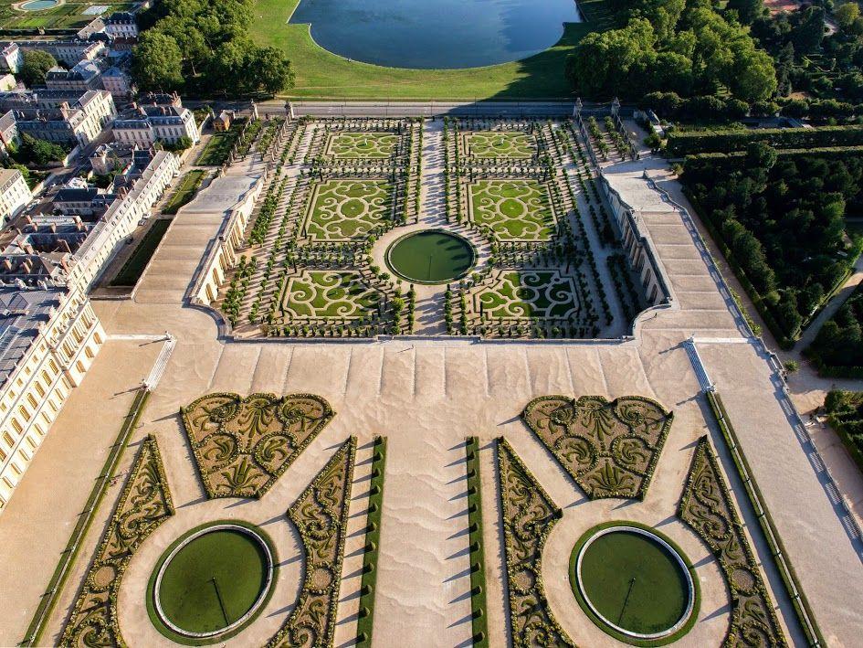 Ch teau de versailles le parterre sud versailles le - Le jardin de versailles histoire des arts ...