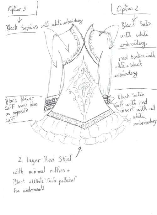 THE ORANGE ROGUE | Solo dress | Pinterest
