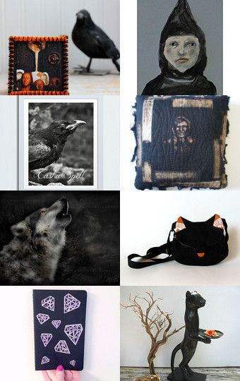 Black magic by Lottie on Etsy--Pinned with TreasuryPin.com
