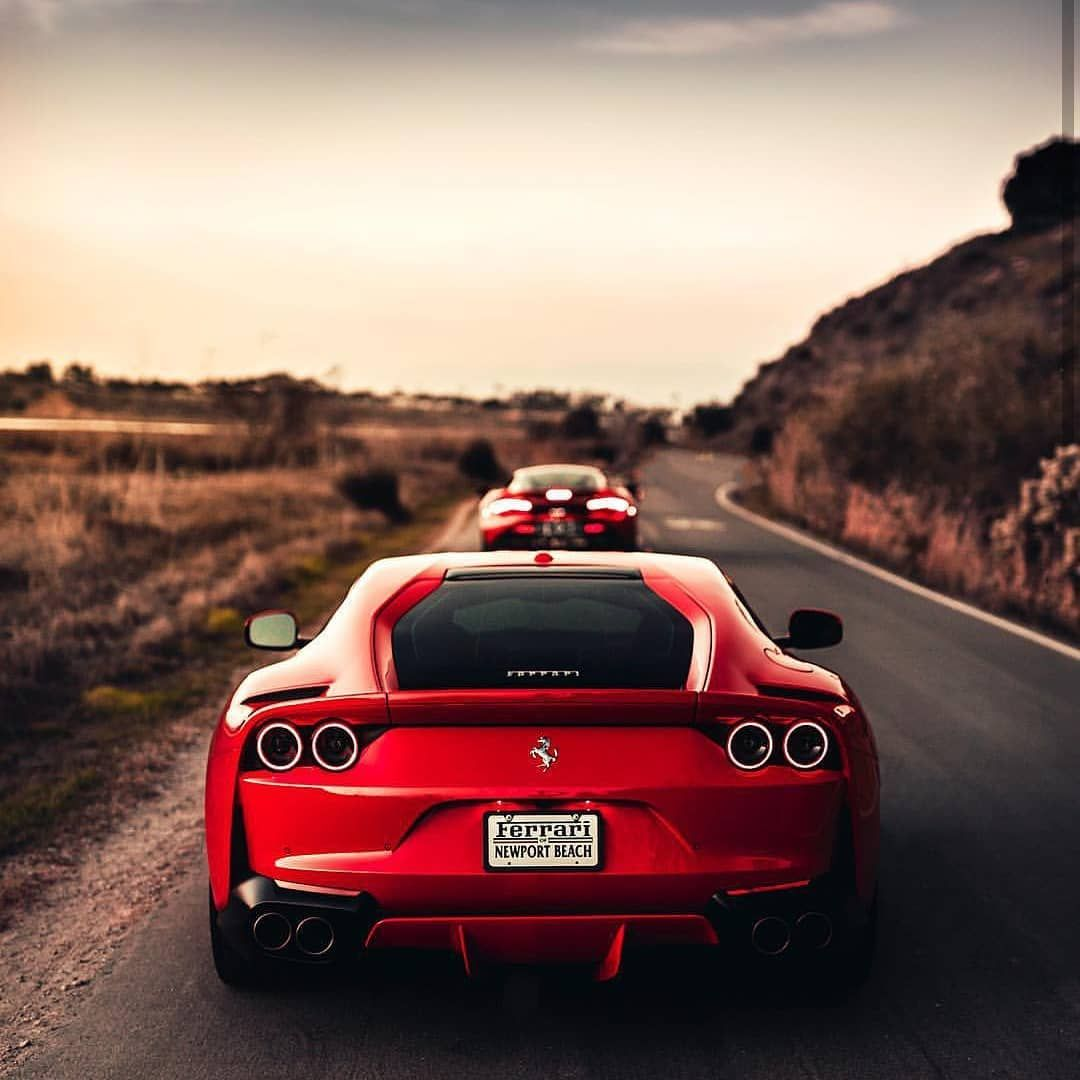 Image May Contain Car And Outdoor Super Cars Ferrari Sport Cars