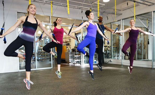 It S A Thing Barre Hybrid Classes Resistance Band Workout Fitness Class Fitness Motivation Pictures