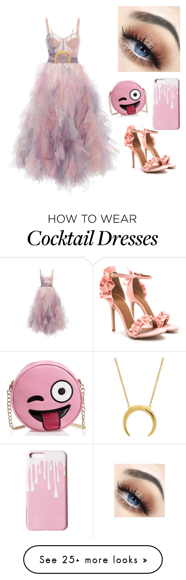 """""""June 1st party"""" by mihaela14 on Polyvore featuring Marchesa and Olivia Miller"""