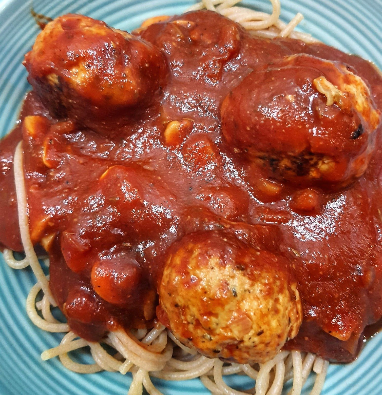 Turkey meatballs are a favourite in my house. I've been ...