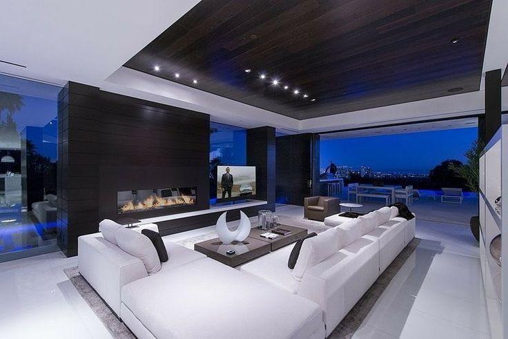 65 Class Diag X950b Flagship 4k Ultra Hd Tv Xbr65x950b Elegant Living Room Design Mansion Living Room Mansion Living