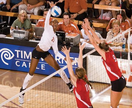 Ut Volleyball Heading To Ncaa Title Game Usa Volleyball Olympic Volleyball Volleyball Photos