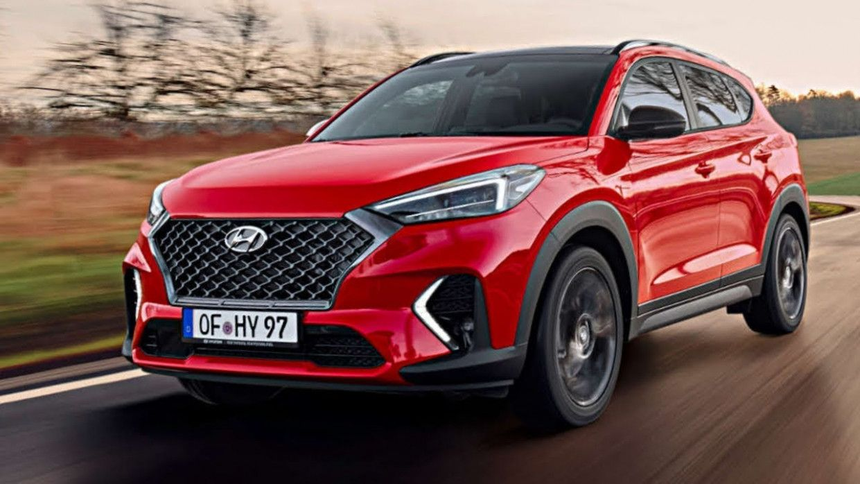 Hyundai Tucson 2020 Review Rumors