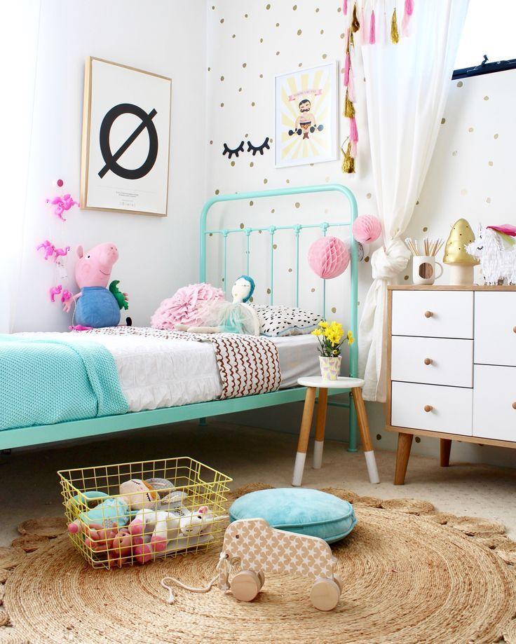 Shared girls bedroom ideas   Interiors   Kids bedroom ...