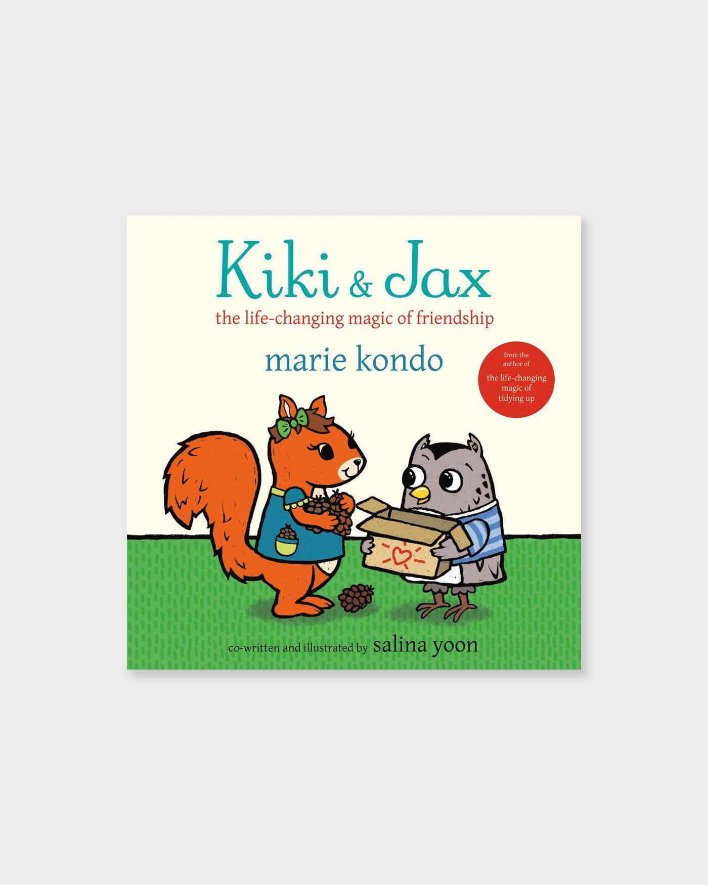 Kiki jax the lifechanging magic of friendship