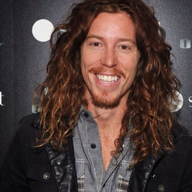 Shaun White Winter X Games 2012 Superpipe Finals Tonight So Excited 3 3 3 Shaun White Shawn White Long Curly Hair