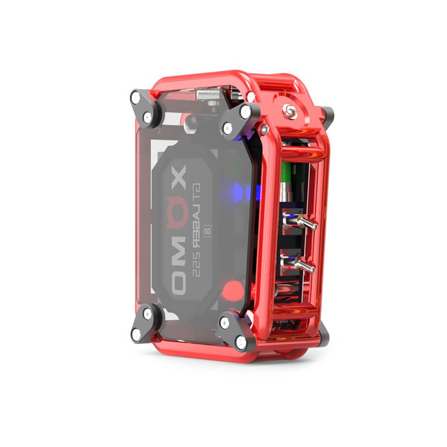 Xomo Gt Laser 255s 150w Box Mod 3500mah Box Mods Vape Accessories Mod