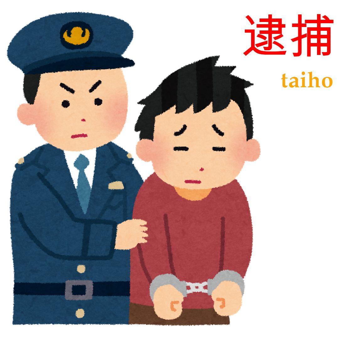 �� �� noun suru verb 1 arrest apprehension capture