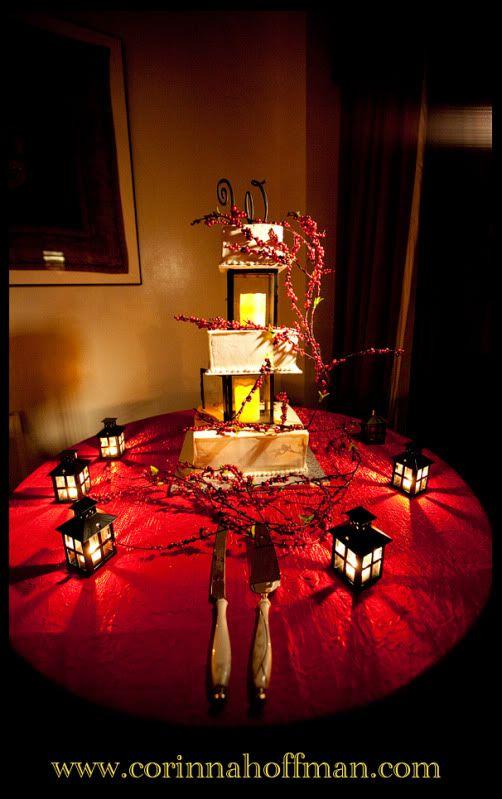 Corinnahoffman Unique Wedding Cake