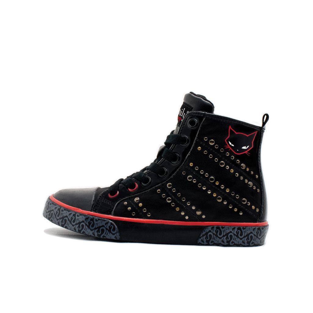 Emily Strange Shoes Gorey