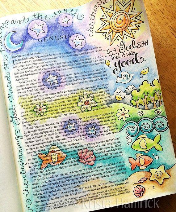 Buch Genesis Schöpfungsgeschichte