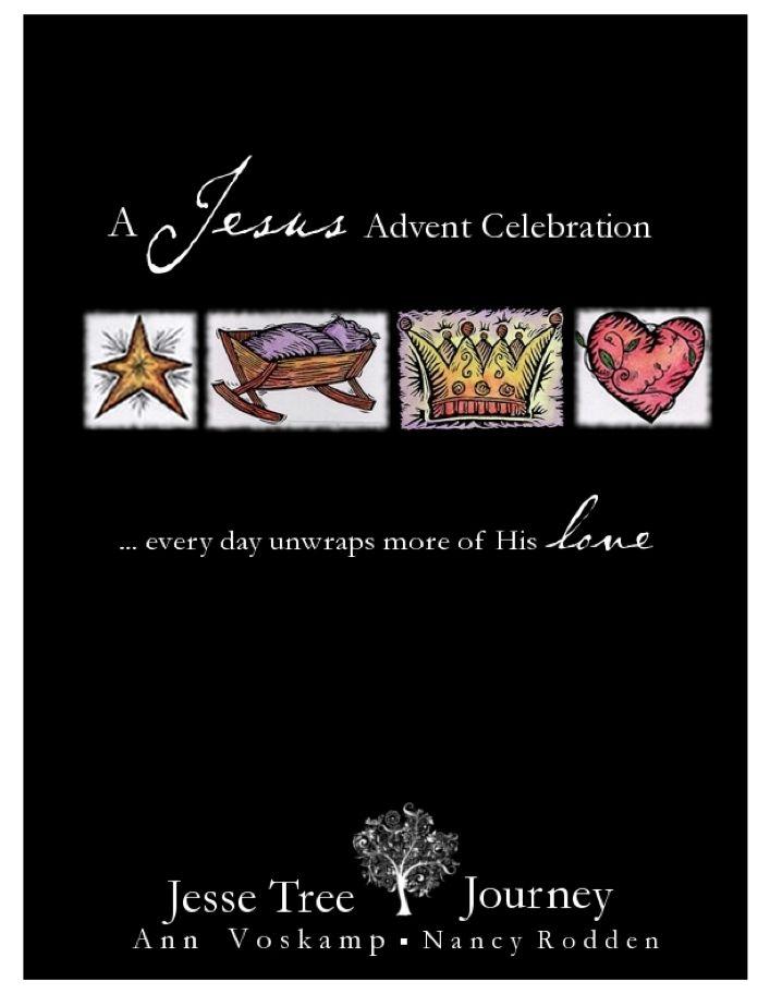 Advent Jesse Tree Book