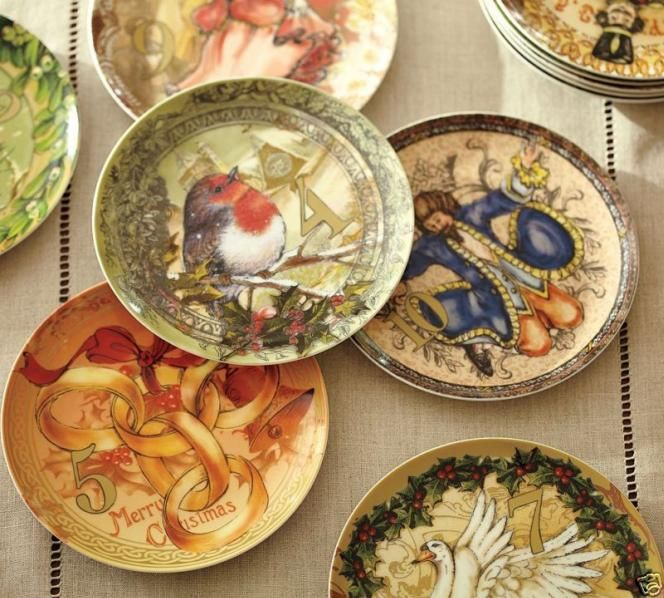 12 Days Of Christmas Dishes Google Search Christmas