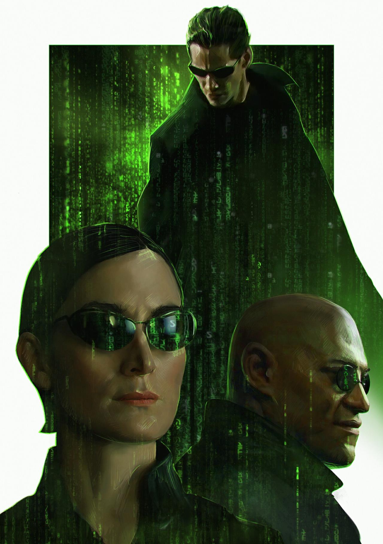 Обои the matrix, очки, матрица, hugo weaving, agent smith. Фильмы