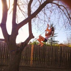 DIY Bachar Ladder | Fitness in 2019 | Diy ladder, Rope