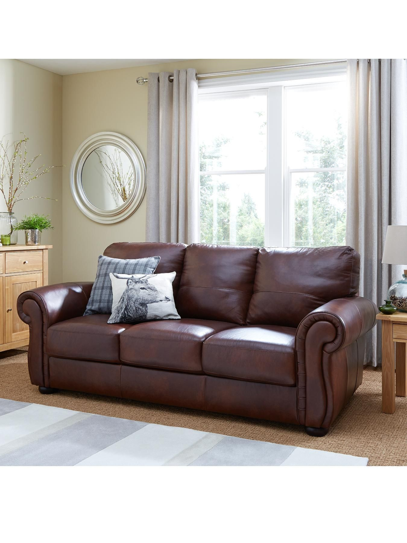 italy leather sofa uk brown fabric sectional cassina italian 3 seater our cosy home very co