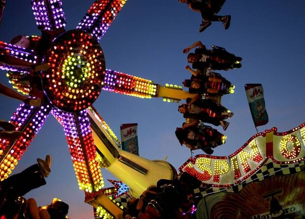 Tulsa State Fair Travelok Com Oklahoma S Official Travel Tourism Site Travel And Tourism Tourism Travel