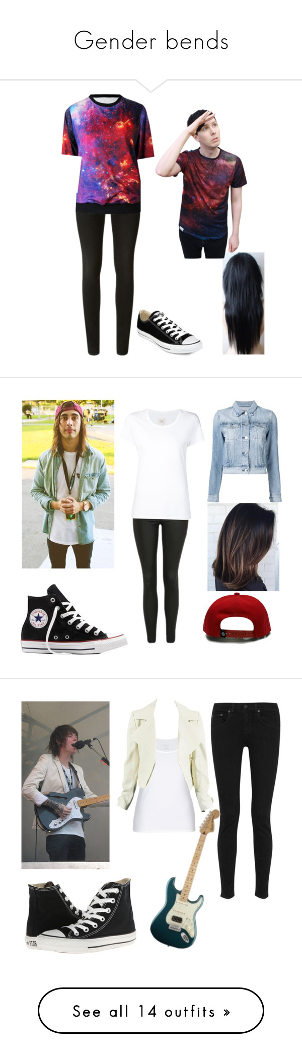 """Gender bends"" by xxghostlygracexx ❤ liked on Polyvore featuring J Brand, Converse, Topshop, Max 'n Chester, 3x1, rag & bone, BLK DNM, The Mercer N.Y., Vans and Twenty"
