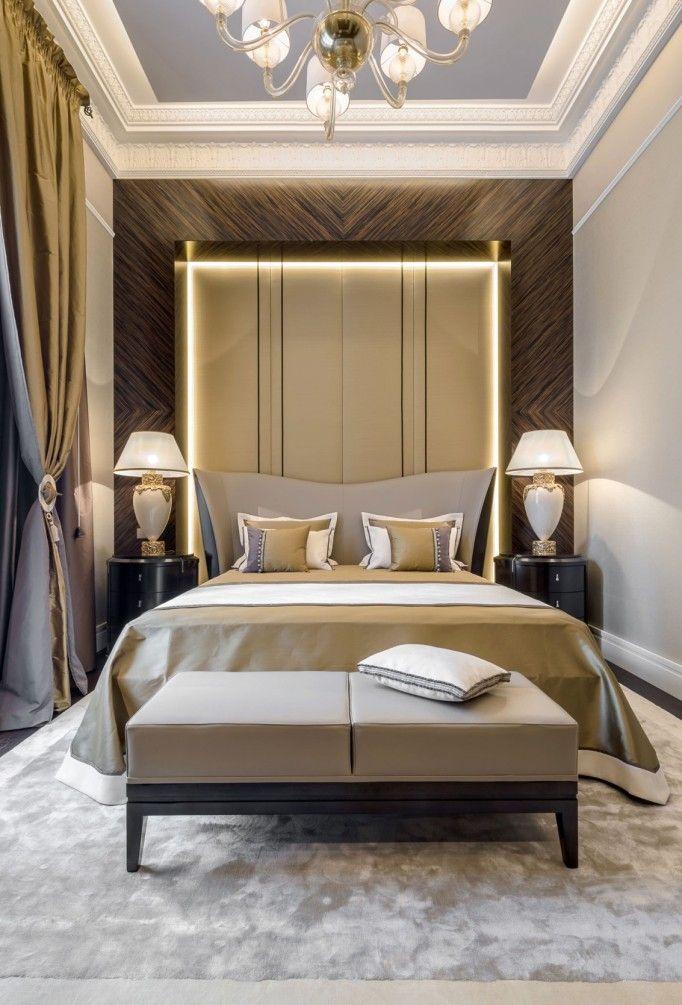 51 Luxus-Hauptschlafzimmer-Designs | Camera da letto ...