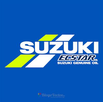 Suzuki Ecstar Logo Vector Vector Logo Suzuki Logos