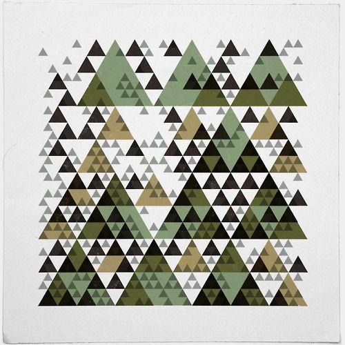 # 503 Dwarf reino - Una nueva composición geométrica mínima cada día