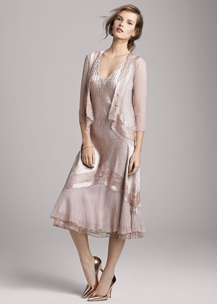 Komarov Dress With Jacket Accessories Available At Possible Mother Of The Bride Outfit