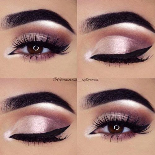 How to Apply Eyeshadow Based on Eye Shapes