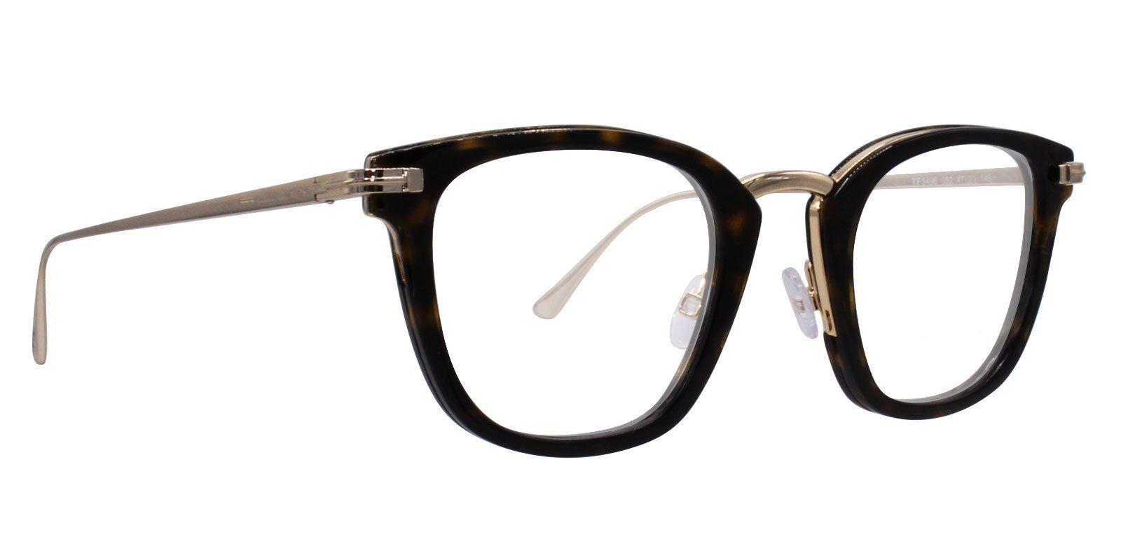 abab7910b2e6 Tom Ford - FT5496 Tortoise Gold-eyeglasses-Designer Eyes