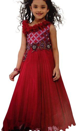 4340decf8d8d Indian Party Wear Dresses For Little Girls