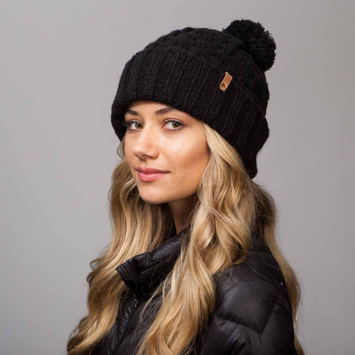 Free shipping and returns on Women's Black Hats at kumau.ml