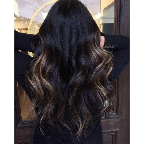 Dark Roast Blend in 2020   Brown hair balayage, Hair pictures, Hair color for black hair