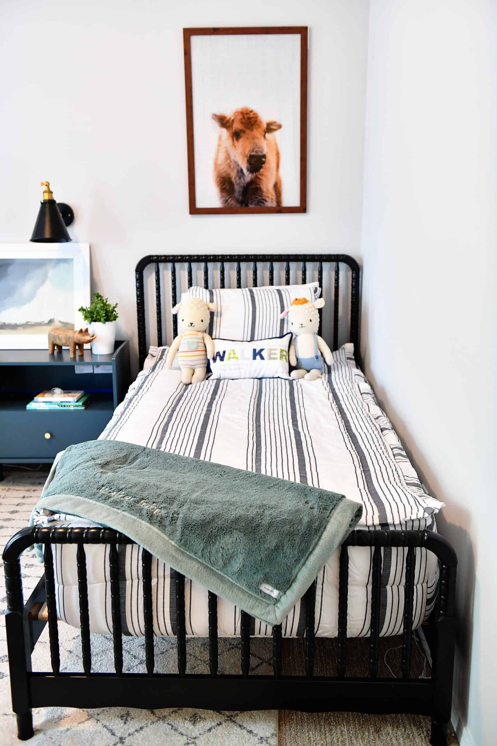 DaVinci Jenny Lind Bed Review Shared boys rooms