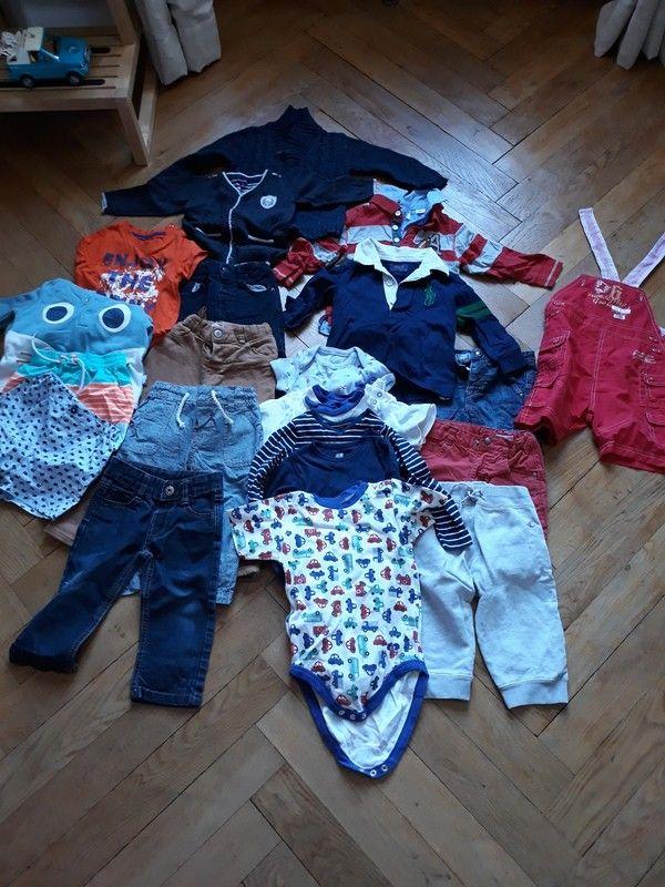 Gros lot de vetements 12-18 mois   vinted   Pinterest   Jeans ... b41251f925a3