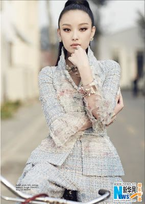 Ni Ni - An Alluring Chinese Actress ⋆ Beautiful Women Pedia