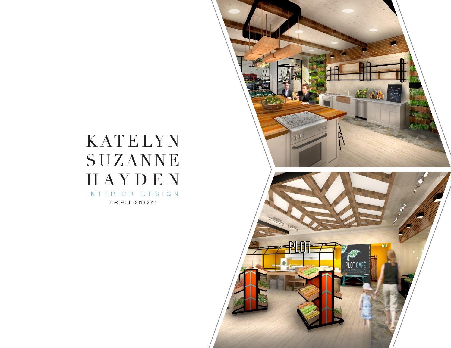 Interior Design_ Portfolio Interior design portfolios