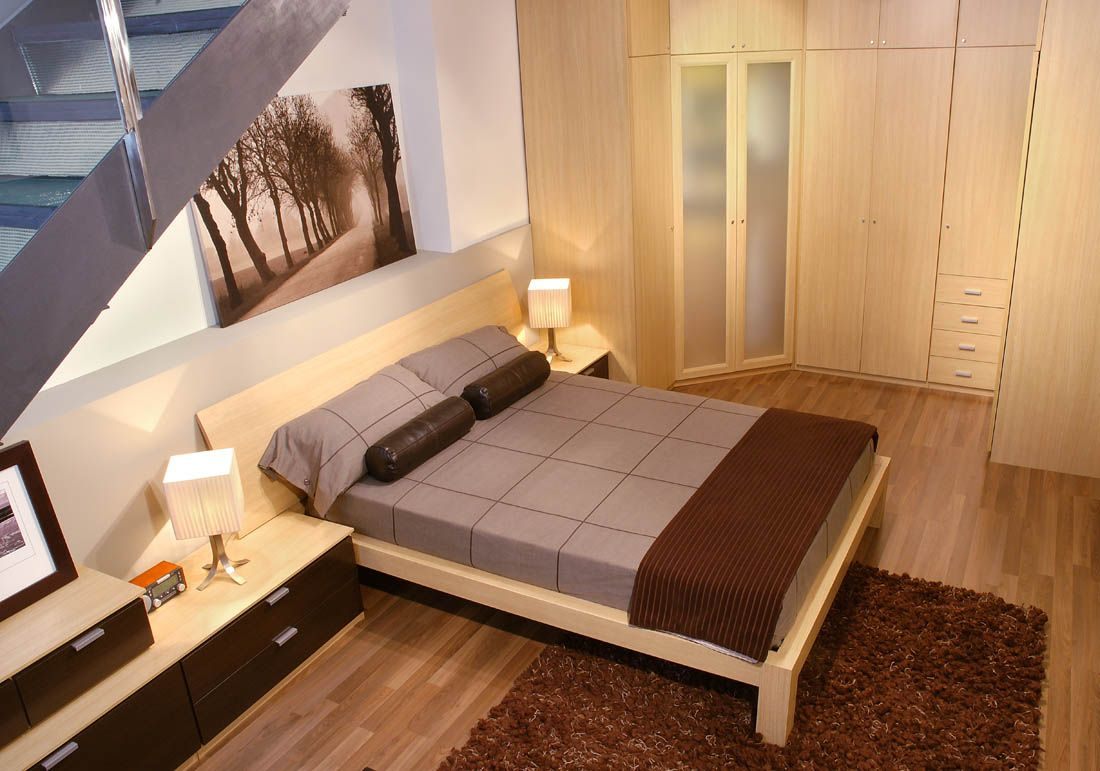 Dormitorios de matrimonio muebles a medida en barcelona for Muebles juveniles a medida barcelona