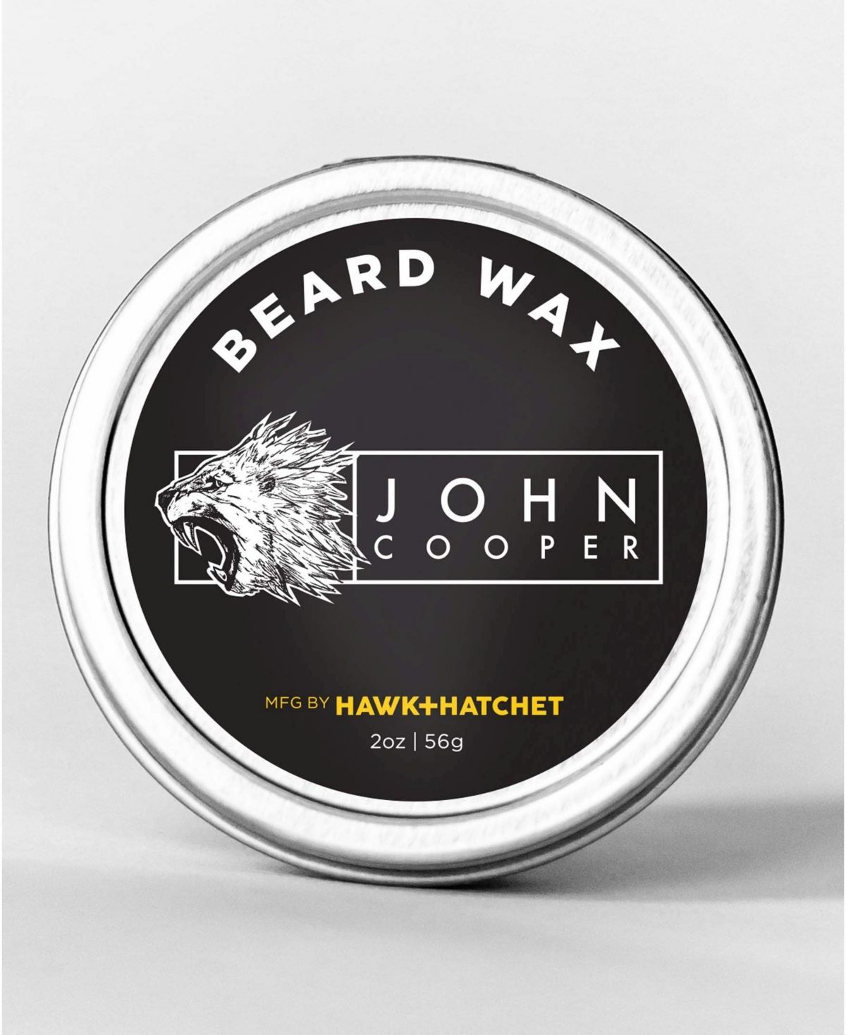 Hawk and Hatchet John Cooper Signature Beard Wax & Reviews - Makeup - Beauty - Macy's#beard #beauty #cooper #hatchet #hawk #john #macys #makeup #reviews #signature #wax