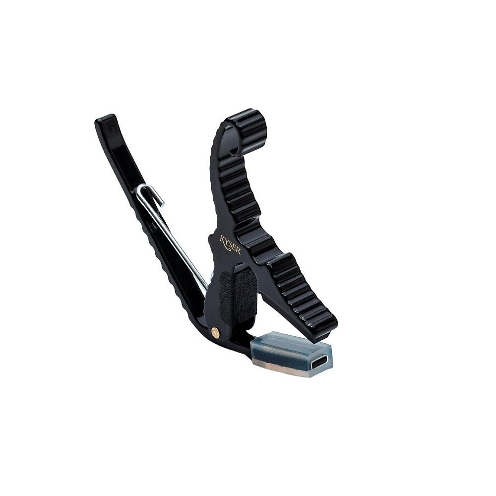 New Kyser KG6 Quick Change 6-String Acoustic Guitar Capo with Camo Finish